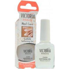 Victoria Beauty Gel pro odstranění kůžičky okolo nehtu s arganovým olejem, 12ml