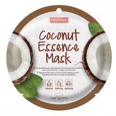Purederm Textilní kolagenová maska s výtažkem z kokosu 18 g