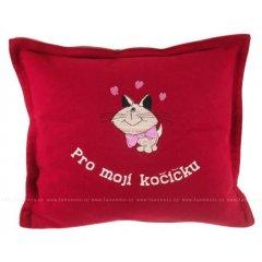 """Lavennis Polštářek """"Pro mojí kočičku"""", 30x40cm"""