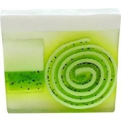 Bomb cosmetics Glycerinové mýdlo limetkový švihák, 100 g