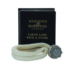 Ashleigh & Burwood Náhradní kámen s knotem do velké katalytické lampy