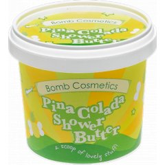 Bomb cosmetics Sprchový krém Piňa Colada, 320 g