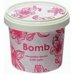 Bomb cosmetics Koupelový pudr Kleopatřina touha, 320 g