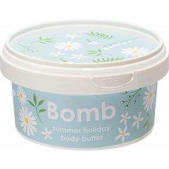 Bomb cosmetics Tělové máslo Letní koktejl, 200 ml