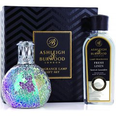 Ashleigh & Burwood Malá katalytická lampa FAIRY BALL s vůní FRESH LINEN 250 ml
