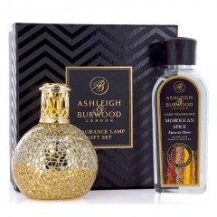 Ashleigh & Burwood Malá katalytická lampa LITTLE TREASURE s vůní VANILLA BOURBON 250 ml