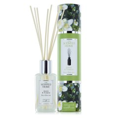 Ashleigh & Burwood Difuzér JASMINE & TUBEROSE (jasmín a tuberóza) (THE SCENTED HOME), 150 ml