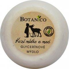 Mudr. Alice Ratajová BOTANICO Glycerínové mýdlo s kozím mlékem a medem 80 g mufin