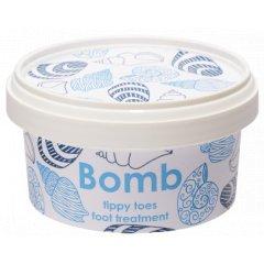 Bomb cosmetics Chladivý krém na nohy s bambuckým máslem, 200 ml