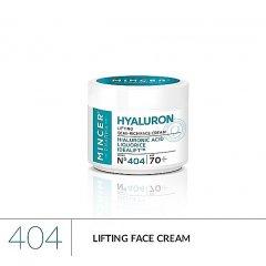 Mincer Hyaluron Denní a noční krém pro zralou pokožku 70+, 50ml