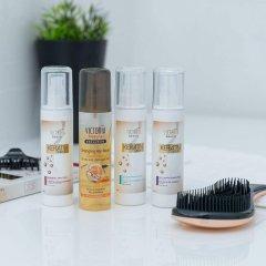 Victoria Beauty KERATIN Therapy Sprej pro snadné rozčesávání vlasů, 150 ml