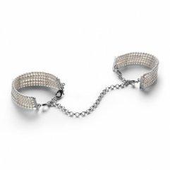 Bijoux Indiscrets Plaisir nacré - pouta z perel, perleťová