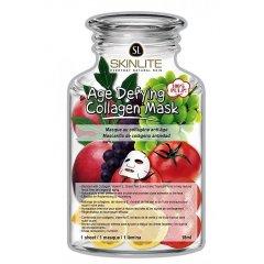 Skinlite Pleťová kolagenová maska s proti-stárnoucím účinkem, 1ks