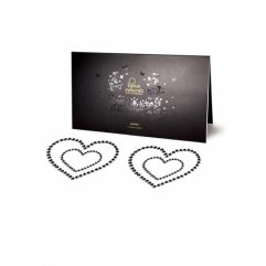Bijoux Indiscrets Mimi Heart - ozdoby na bradavky
