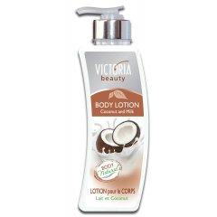 Victoria Beauty Tělové mléko Kokos a mléko, 400 ml