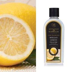 Ashleigh & Burwood Náplň do katalytické lampy SICILIAN LEMON (sicilský citron), 500 ml