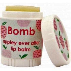 Bomb cosmetics Máslový balzám na rty Jablko a liči, 4,5 g