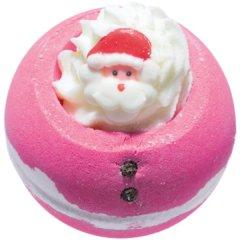 Bomb cosmetics Šumivý balistik do koupele Duch vánoc, 160 g