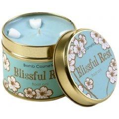 Bomb cosmetics Svíčka Modré z nebe, 35 hod