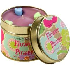 Bomb cosmetics Svíčka Síla květin, 50 hodin