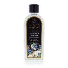 Ashleigh & Burwood Náplň do katalytické lampy JASMINE & DAMSON (jasmín a švestka), 500 ml