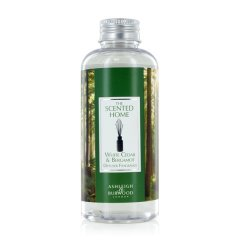 Ashleigh & Burwood Náplň do difuzéru WHITE CEDAR & BERGAMOT (bílý cedr a bergamot), 150 ml