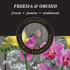 Ashleigh & Burwood Náplň do difuzéru FREESIA & ORCHID (frézie a orchidej), 180 ml