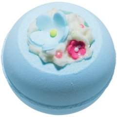Bomb Cosmetics Koupelový balistik Bavlněná květina, 160 g