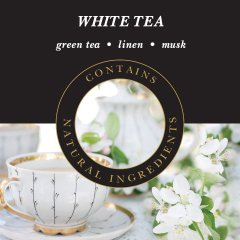 Ashleigh & Burwood Náplň do katalytické lampy WHITE TEA (bílý čaj), 500 ml