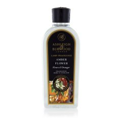 Ashleigh & Burwood Náplň do katalytické lampy ORANGE FLOWER & AMBER (pomerančové květy a ambra), 500 ml