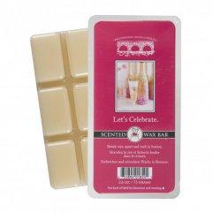 Bridgewater Candle Company Vonný vosk do aromalampy  Let´s Celebrate, 73 g