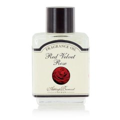 Ashleigh & Burwood Esenciální olej RED VELVET ROSE (sametová růže) do aromalampy, 12 ml