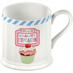Creative Tops Porcelánový hrnek Retro Treats na kávu nebo čaj, 370 ml