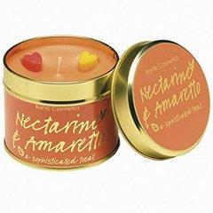 Bomb cosmetics Svíčka Nektarinka a Amareto, 35 hod