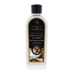 Ashleigh & Burwood Náplň do katalytické lampy WHITE PETAL & AMBER, 500 ml