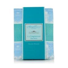 Ashleigh & Burwood Vonné sáčky OCEAN BREEZE (mořský vánek) 3 ks