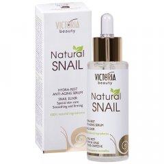Victoria Beauty Natural snail HYDRA-REST Protivráskové sérum se šnečím extraktem, 30 ml