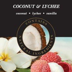 Ashleigh & Burwood Náplň do katalytické lampy COCONUT & LYCHEE (kokos a liči), 500ml