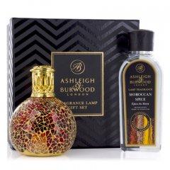 Ashleigh & Burwood Malá katalytická lampa TAHITIAN SUNSET s vůní ORIENTAL SPICE 250 ml