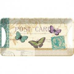 Creative Tops Melaminový tác Postcard, 38x20 cm