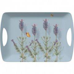 Creative Tops Melaminový tác Lavender velký, 47x33 cm