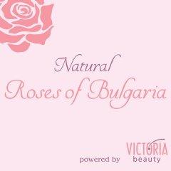 Victoria Beauty Natural Roses Protivráskový denní krém s růžovým olejem, 50 ml