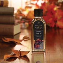 Ashleigh & Burwood Náplň do katalytické lampy AMBER LEAVES (jantarové listy), 500 ml