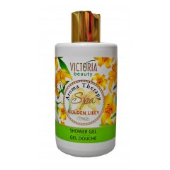 Victoria Beauty Aroma Therapy Spa Golden lilly (zlatá lilie) Sprchový gel 250 ml