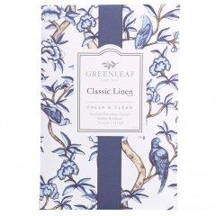 Greenleaf Vonný sáček Classic Linen (Vůně prádla), 115 ml
