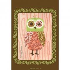 Willowbrook Vonný sáček Pink Owl (růžová sova) 115 ml