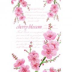 Willowbrook Vonný sáček Cherry Blossoms (třešňový květ), 115 ml
