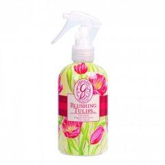 Greenleaf Rozprašovač vůně na prádlo Blushing Tulips (rozkvetlé tulipány), 236 ml