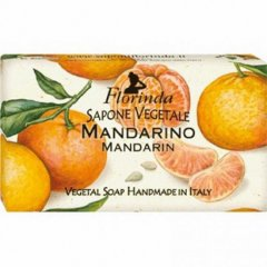 La Dispensa Italské mýdlo Mandarino, 100 g