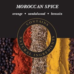 Ashleigh & Burwood  Náplň do difuzéru MOROCCAN SPICE (marocké koření) THE SCENTED HOME, 180 ml